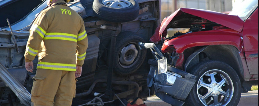 Head-On Collision's Rare Outcome Leaves Victims Unscathed
