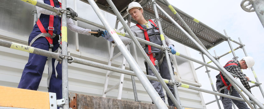 How Safe is Your Site's Scaffolding?